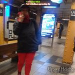 "Jewish Woman Harassed On Crown Heights Subway Platform, Called ""F…. Jew With The Wig"" (UPDATED)"