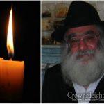 BDE: Chaim Yehudah Brashevitzky, 87, OBM