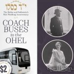 Yud Daled Kislev: Coach Buses to the Ohel