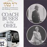 Yud Daled Kislev: Coach Buses to the Ohel