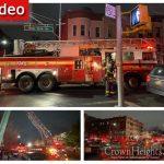 Menorah Triggers Fire In Crown Heights Building