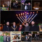 Nearly 2,000 Join Chanukah Across Essex