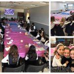 Rosh Chodesh Kislev at Cheder Chabad Girls of Long Island