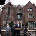 Mayor Visits 770 As Hate Filled Crimes Target Jews Over Chanukah