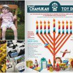 Friendship Circle's Annual Chanukah Toy Drive