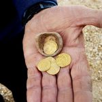 1,200-Year Old Hoard of Gold Coins Discovered in Yavneh, Israel