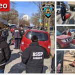 Man Arrested For Brandishing Gun At Two Jews, Boro Park and Crown Heights Shomrim Assist in the Arrest