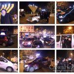 Photo Gallery: Menorah Cars Parade Through The Streets Of Paris