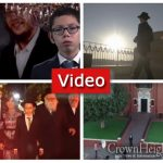 Watch The Videos of Moshe Holtzbergs Bar Mitzvah