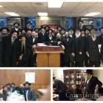 Former Students of Yeshiva Tiferes Bachurim Morristown Hold Shabbos Reunion