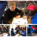 Toronto's Nine Hebrew Schools Unite for JewQ Regional Championship