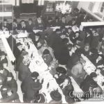 Vintage Audio Clips From Farbrengen in the Chabad Shul in Meah Shearim 5715/1954