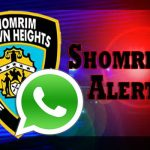 Follow Crown Heights Shomrim On Whatsapp