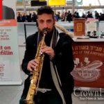 ChabadAir: A Saxophone Niggun