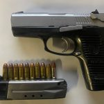 Anti-Crime Officers Arrest Man With Weapon