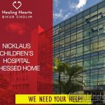 Healing Hearts Bikur Cholim Launches Fundraiser To Open New Chessed Home