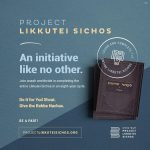 Project Likkutei Sichos: Finishing All of the Sichos Over the Course of 8 Years