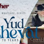 A Chassidisher Derher To Launch New Whatsapp Series For 70 years