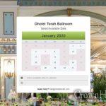 Oholei Torah Ballroom Booking Goes Digital