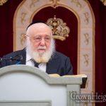 Rabbi Yitzchak Raitport In Need Of Refuah