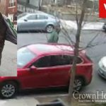 Package Thief Confronted By Crown Heights Resident