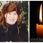 BDE: Penina Chava Greenstein, 67, OBM