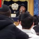 Video: Rabbi Wagner Addresses Talmidim After Diagnosis