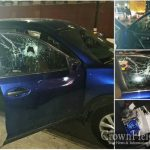 Another Car Broken Into Overnight In Crown Heights