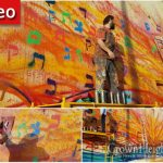 Mural Collaboration Brightens LA Cheder