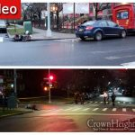 Cyclist in Critical Condition After Being Run Over By Car In Crown Heights