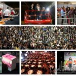 Kinus Hashluchos 5780/2020: Motzei Shabbos Melave Malka and Group photo Photos