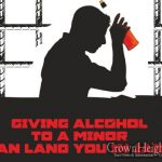 Operation Survival: It is Illegal To Give Alcohol To A Minor