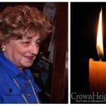 BDE: Mrs. Guta Shapiro, 99, OBM