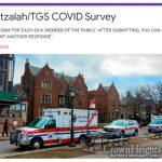 Crown Heights Hatzalah COVID-19 Survey
