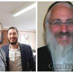 Hal Fills in for Rabbi Levi Goldstein