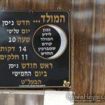 Shabbos Hachodesh: The Moled