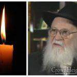 BDE: Rabbi Gedalia Korf, OBM