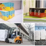 Photo Gallery: Purim Supplies Arrive At Beth Lubavitch In Paris