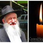 BDE: Avraham Aaron Rubashkin, 92, OBM