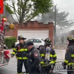 Second Fire in Crown Heights Torches Garage