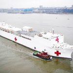 USNS Comfort Discharges Last Patient Ahead of Departure from New York