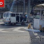 Terrorist Rams Car Into Police Officer Near Jerusalem, Terrorist Neutralized