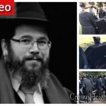 Shliach To Hanover, Germany, Rabbi Binyomin Wolff OBM, Laid To Rest