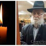 BDE: Rabbi Menachem Mendel Drizin, 83, OBM