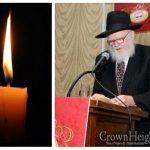 BDE: Rabbi Moshe Zaklikovsky, 72, OBM