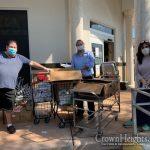 "Hundreds of Prepared Meals Delivered By Chabad of Southwest Broward, Florida's ""Sunshine Circle"""