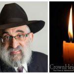 BDE: Rabbi Don Yoel Levy, 72, OBM