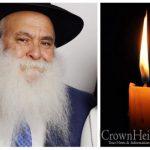 BDE: Rabbi Michael Cohen, 58, OBM