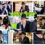 Photo Gallery: Rabbi Schwei Through The Lens Of Photographer Mendy Kurant