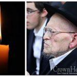 BDE: Harav Yisroel Yitzchak Friedman, 84, OBM